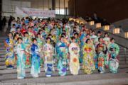 【2020東京奧運‧和服計劃】(キモノプロジェクト「イマジン・ワンワールド」facebook圖片)