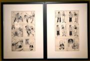 【老夫子AND蘇富比】老王澤(王家禧)《女中豪傑》、《解決恐怖》(1973年)(葉詠珩攝)