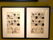 【老夫子AND蘇富比】老王澤(王家禧)《多管閒事》、《烏龍轉話》(1974年)(葉詠珩攝)