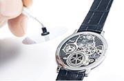 史上最薄  兩毫米機械腕表