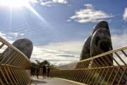 黃金橋(法新社)