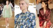 【巴黎時裝周】2018年10月1日,Stella McCartney於巴黎時裝周展示2019年春夏系列,佘詩曼(右圖)是座上客。(圖片由相關機構提供)