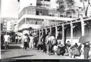 大埔安富道近廣福道,攝於1974年。(香港政府檔案處網站圖片)