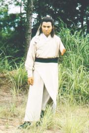 1983年電視劇《神鵰俠侶》,劉德華飾演楊過。(劇照)