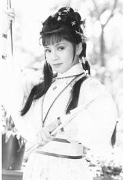 1983年電視劇《射鵰英雄傳》:翁美玲(資料圖片)