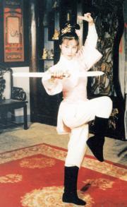 1978年電視劇《倚天屠龍記》:汪明荃飾演趙明(資料圖片)