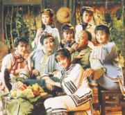 1984年電視劇《鹿鼎記》的主角韋小寶由梁朝偉飾演(劇照)