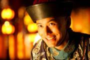 2008年內地劇集《鹿鼎記》:黃曉明飾演韋小寶。(劇照)