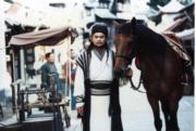 1997年劇集《天龍八部》,黃日華飾演喬峰。(劇照)