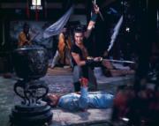 1977年電影《天龍八部》:李修賢飾演段譽。(劇照)