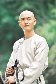 2008年電視劇《鹿鼎記》:黃曉明(劇照)