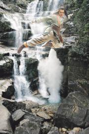 2007年電視劇《碧血劍》:竇智孔飾演袁承志(劇照)