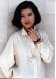 藍潔瑛(1991年資料圖片)
