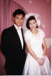 藍潔瑛(右)、郭晉安(左)(資料圖片)