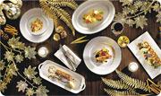 飲食Quicknote:平安夜歎歐洲盛宴