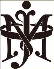 MJ(Michelle 、Julian)就是為世紀婚禮設計的logo。(資料圖片)