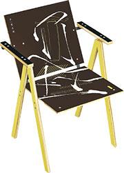 從坐具、觀看到收藏 一趟椅子的文化旅程