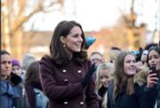 【外訪挪威】英國劍橋公爵夫人凱特(Kensington Royal Twitter)