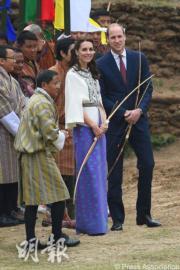2016年4月(The British Monarchy facebook圖片)