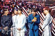 BTS日本獲頒年度大獎 MAMA群星熱唱10年經典金曲