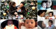33歲宋熙年與40歲陳智燊的愛情結晶品,於今年8月出世。(資料圖片/網上圖片/明報製圖)