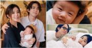 31歲林宥嘉的33歲太太丁文琪誕下兒子酷比。(資料圖片/網上圖片/明報製圖)