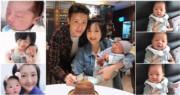 李悅彤(Liddy)跟李雪瑩一樣在10月誕B女。(資料圖片/網上圖片/明報製圖)