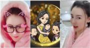 張栢芝網上承認再度為人母,細仔「小王子」早前已滿月。(資料圖片/網上圖片/明報製圖)