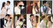 今年娛樂圈喜事重重,不少藝人選擇今年結婚,展開人生另一樂章,恭喜恭喜﹗(資料圖片)