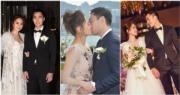 阿嬌和老公賴弘國在五月於美國舉行訂婚派對,今個月則在港擺喜宴。(資料圖片)