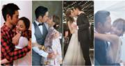 鄭嘉穎今年在峇里迎娶陳凱琳,上個月Grace宣布有喜。(資料圖片)