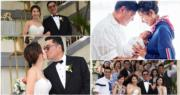李美慧跟曾文豪的父女戀開花成果,李美慧更奉子成婚,B女於10月出世。(資料圖片)