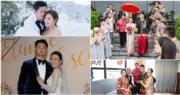 蕭潤邦今個月23日迎娶江若琳,Elanne表示無悔嫁Oscar。(資料圖片)