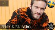 【全球百大俊男2018】第4位:Felix Kjellberg(YouTuber PewDiePie)(TC Candler Youtube截圖)