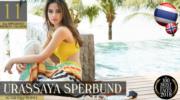【全球百大美女2018】第11位:泰國女星Yaya(Urassaya Sperbund)(YouTube截圖)