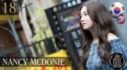 【全球百大美女2018】第18位:韓國女團Momoland成員Nancy(Nancy Mcdonie)(YouTube截圖)