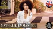 【全球百大美女2018】第42位:Nathalie Emmanuel(YouTube截圖)
