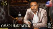 【全球百大俊男2018】第45位:Omari Hardwick(TC Candler Youtube截圖)