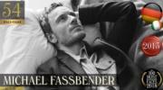 【全球百大俊男2018】第54位:米高法斯賓達(Michael Fassbender)(TC Candler Youtube截圖)