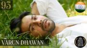 【全球百大俊男2018】第93位:Varun Dhawan(TC Candler Youtube截圖)