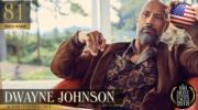 【全球百大俊男2018】第81位:狄維莊遜(Dwayne Johnson)(TC Candler Youtube截圖)