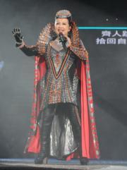 薛家燕入行60周年,化身成「Captain Nancy」舉行兩場《愛你無限60年演唱會》。(資料圖片)