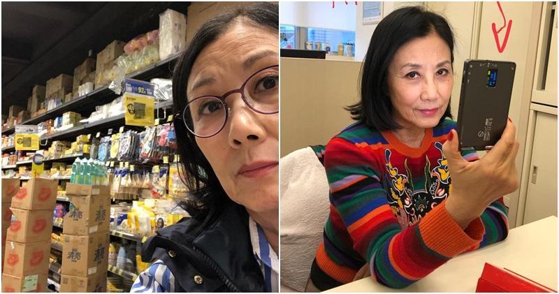 【親力親為】汪明荃去超市辦年貨:你們也在準備中? (14:05)