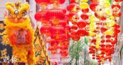新年好去處:利東街668紅燈籠+巨型豬仔添喜氣 66藝術豬巡迴展