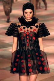 【巴黎2019年春夏高級訂造服時裝騷】Dior 2019年春夏高級訂造服時裝騷(法新社)
