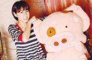 胡定欣12年前揚言想找麥兜做男友,貪麥兜思想單純,不知道12年後的她找到真命天子未?(資料圖片)
