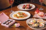 情人節大餐:朗廷酒店情人節盛宴 Wedgwood情人節下午茶·Bostonian Seafood & Grill三道菜晚餐·唐閣粵菜晚餐