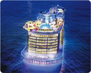 旅遊情報:巨無霸郵輪年底進駐香港