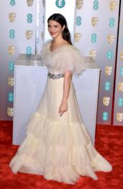 麗素慧絲在《爭寵》扮演安妮女王的閨密馬爾博羅夫人,在BAFTA奪得最佳女配角。(Getty Images)