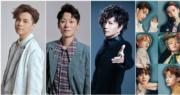 【亞洲流行音樂節】張敬軒代表香港跟中日韓歌手交流